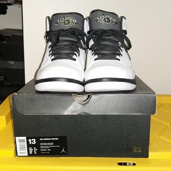 cheap for discount b6a47 1d6f1 Air Jordan Retro 2